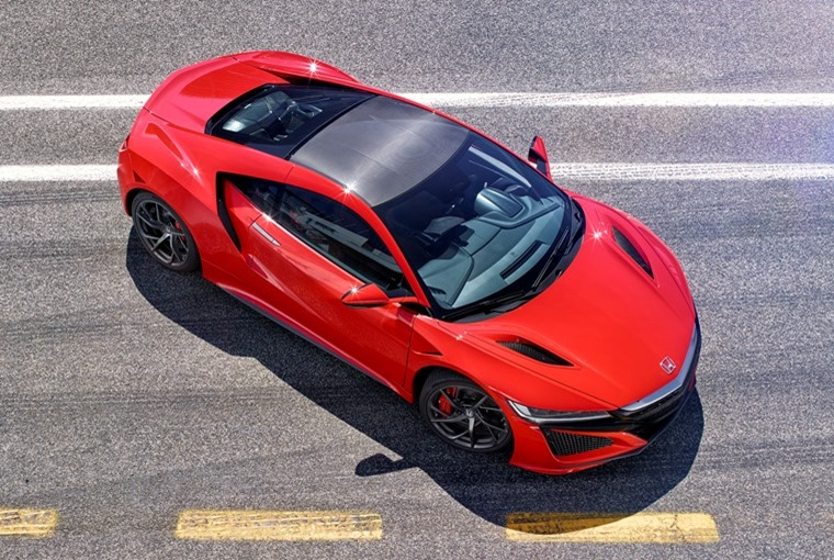 2019 NSX is two seconds faster than the current model around the world-famous Suzuka circuit
