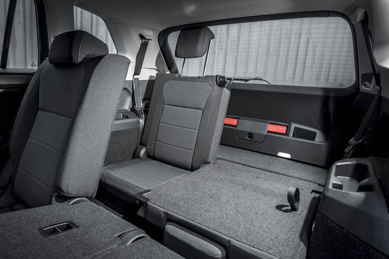 On the inside, the spacious cabin reflects Volkswagen's reputation for classy interiors