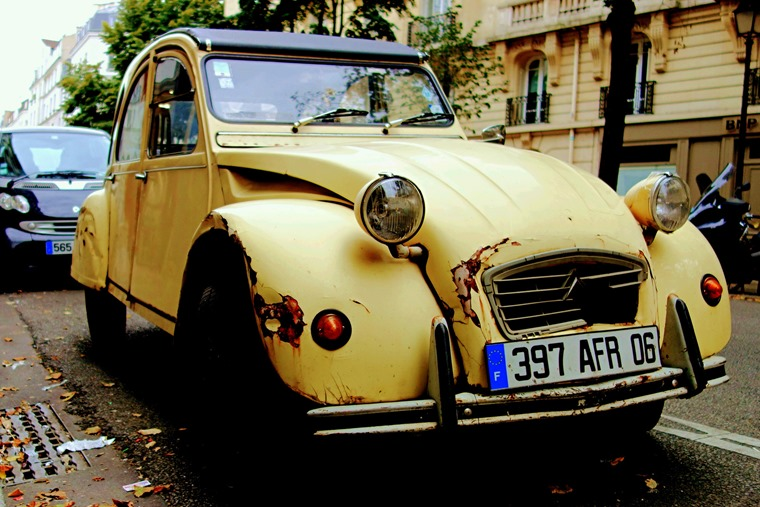 The famous Citroen 2CV celebrates its 70th birthday this year.