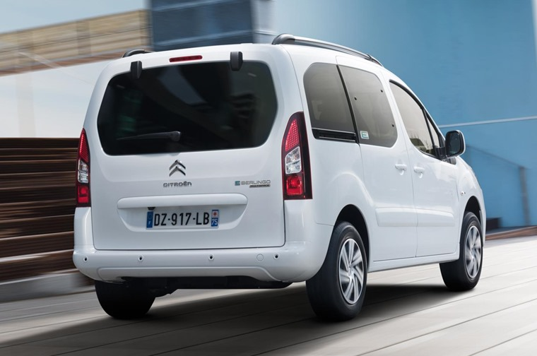 Citroen E-Berlingo Multispace rear