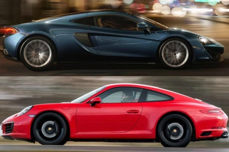 McLaren or 911?