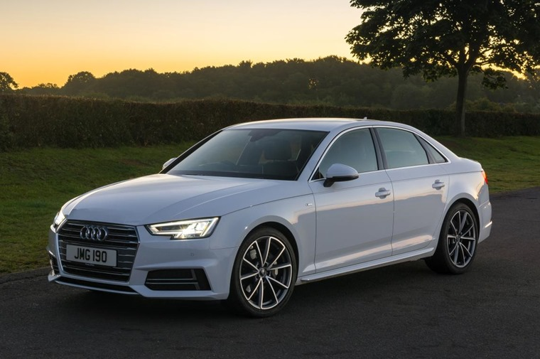Lease an Audi A4