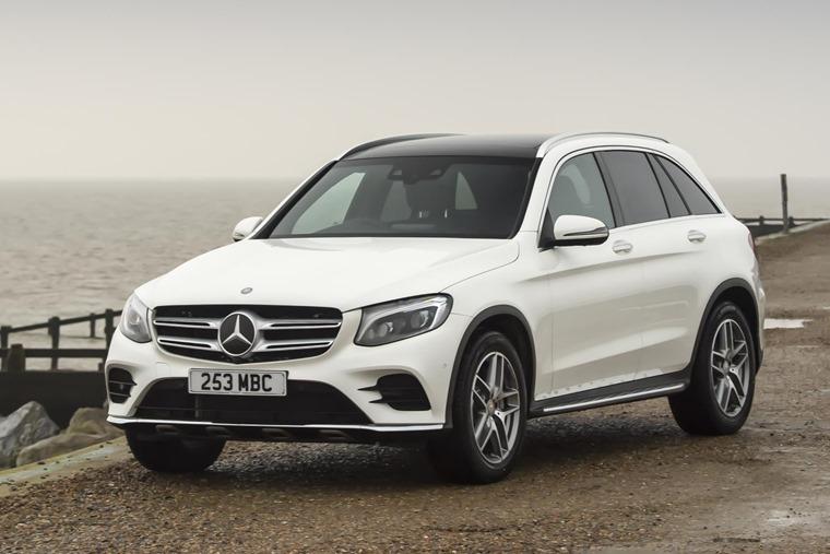 Mercedes-Benz GLC lease deals