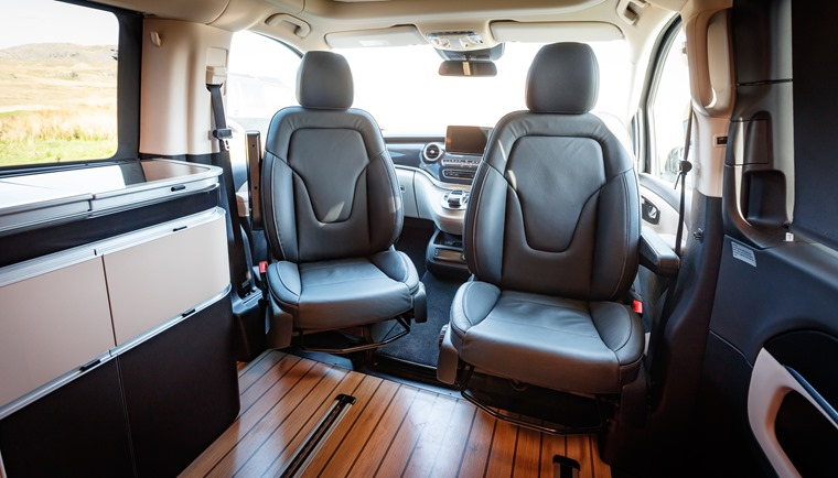 Mercedes-Benz Marco Polo swivel chair