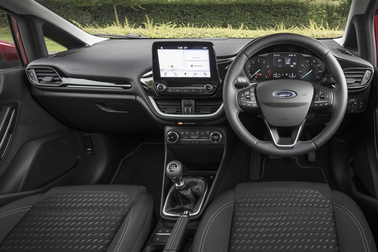 The latest Fiesta comes packed with tech including the latest connectivity options and touchscreen infotainment units.