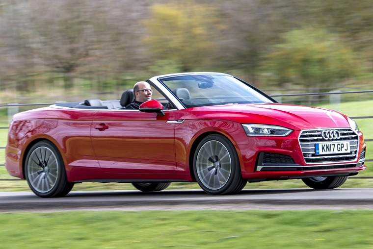 Phil Huff Audi A5 Cabriolet
