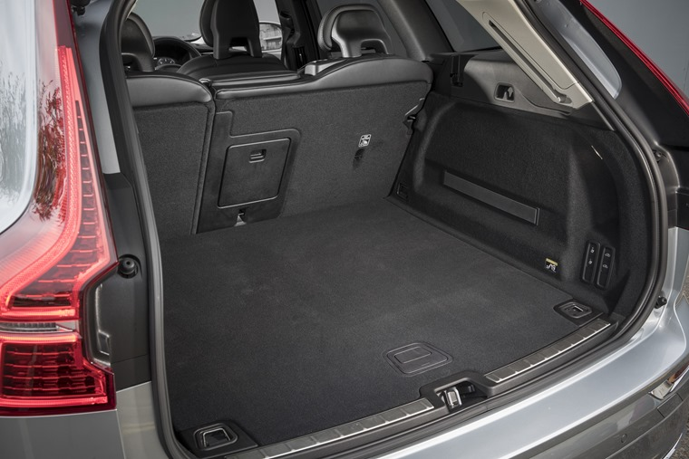 Boot space is impressive with 635 litres of space on offer with rear seats in place.