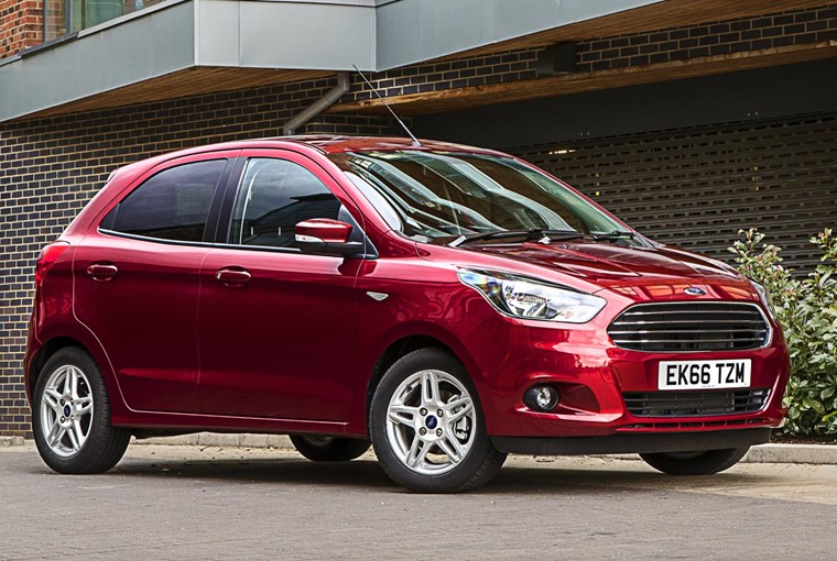 Ford KA+  lease deals for any budget