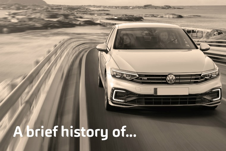 A brief history of the Volkswagen Passat
