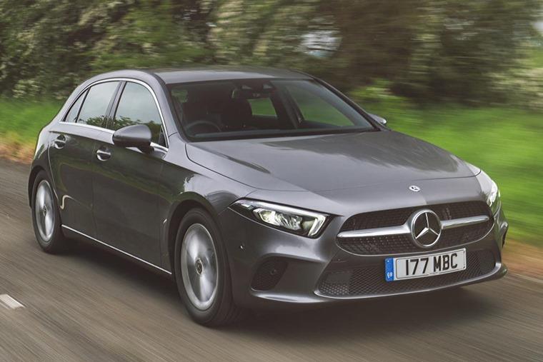 2. Mercedes-Benz A-Class