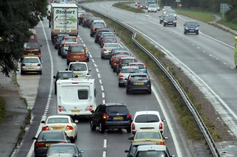 A14 congestion