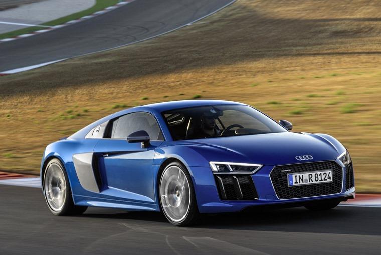 Audi R8 V10 Forza Horizon 3