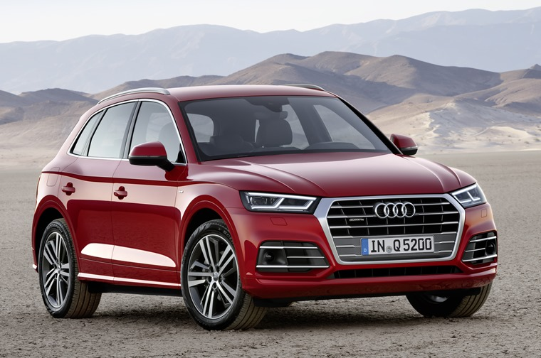 Audi Q5 Lease >> Second Generation Audi Q5 Arrives At Paris Motor Show Leasing Com
