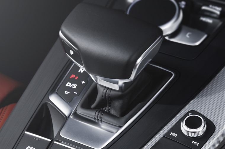 The seven-speed dual-clutch automatic gearbox