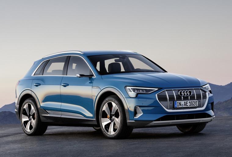 Audi e-Tron: Due 2019