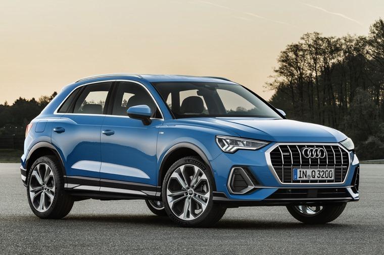 All new Audi Q3