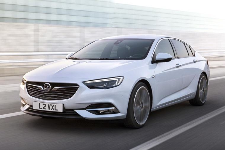 Vauxhall Insignia (1 July)