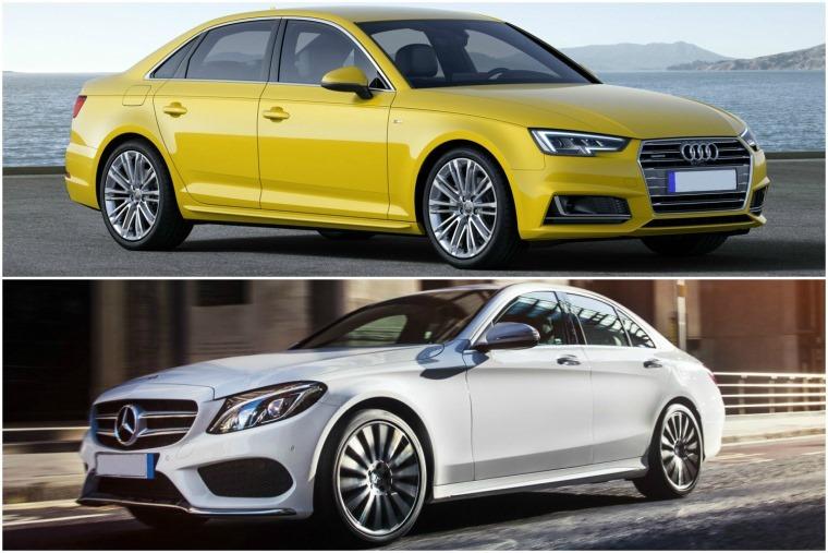 Audi A4 vs Mercedes-Benz C-Class