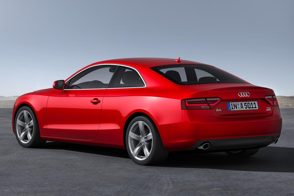 First Drive Review Audi A A A Ultra - Audi a4 coupe