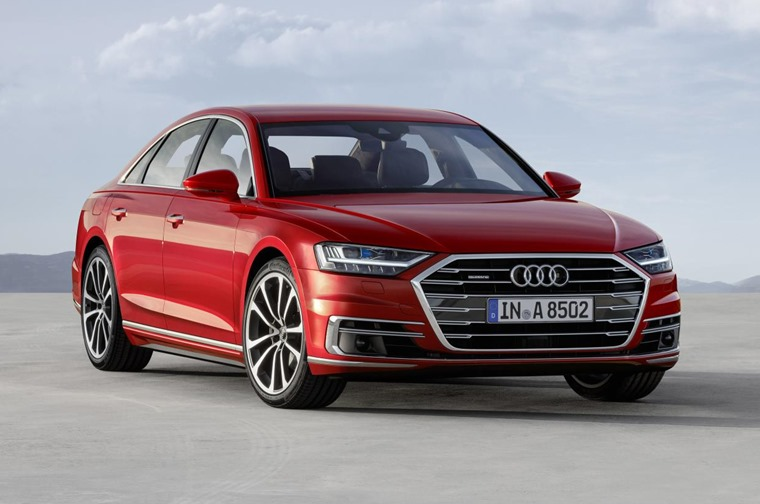 The A8 will be the first in the range to feature the new nomenclature.