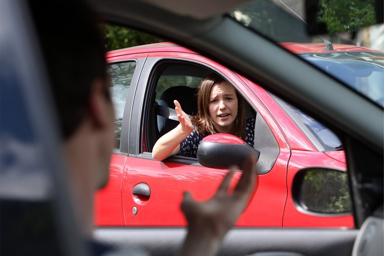 Top five rudest drivers … and the five kindest