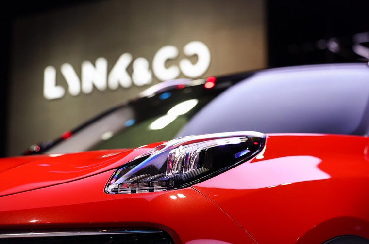 Lynk&Co cars are set to launch in Europe in 2020.