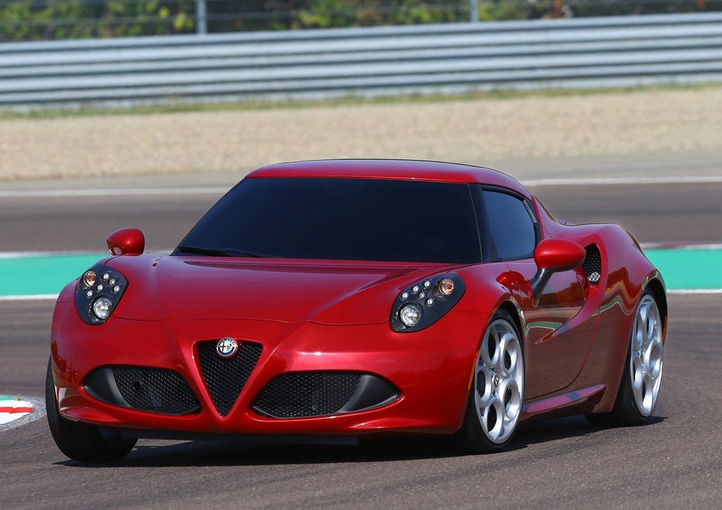 Alfa Romeo 4C price announced