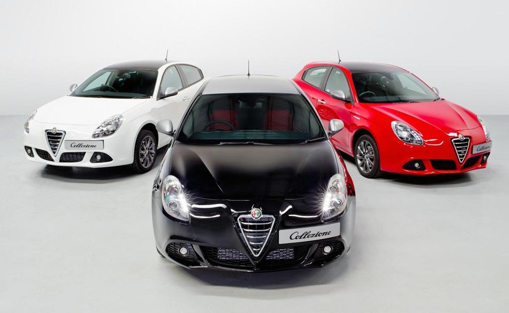 Alfa Romeo Launches Guilietta Collezione Model - Alfa romeo model