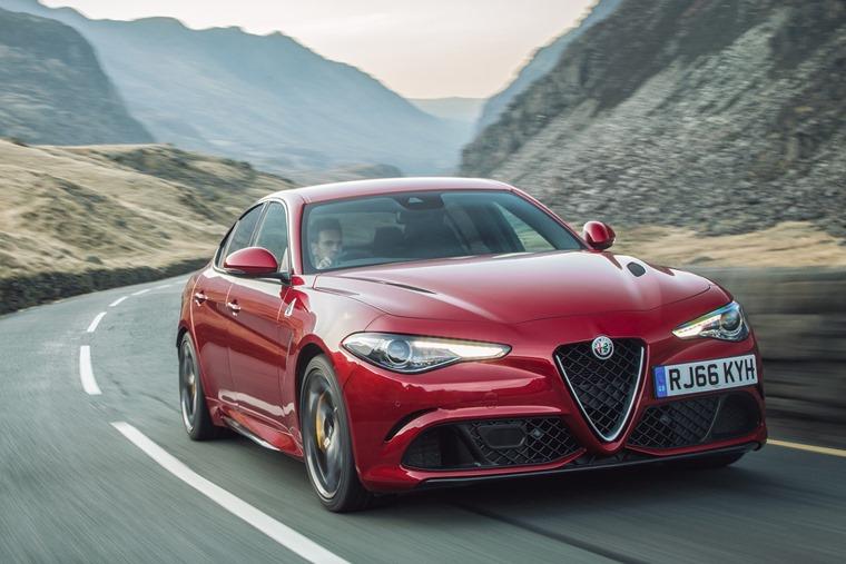 First drive review: Alfa Romeo Giulia Quadrifoglio
