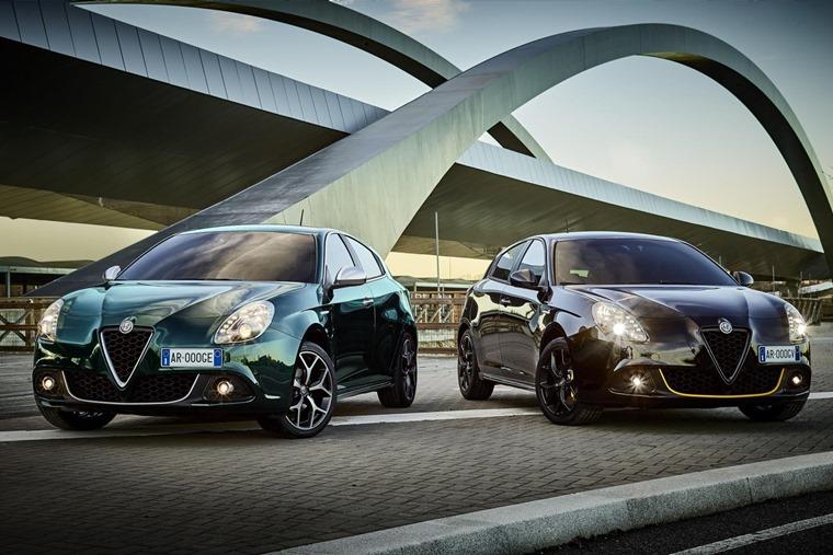 Alfa Romeo Giulietta and Veloce 2019