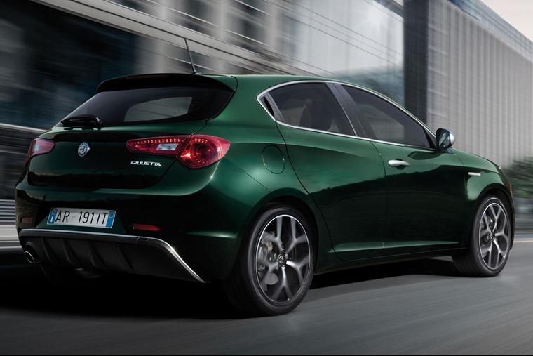 Alfa Romeo Giulietta Super 2019