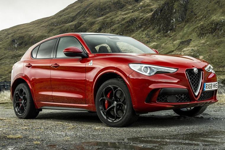 Alfa Romeo Stelvio Quadrifoglio Now Available To Order Leasing Com