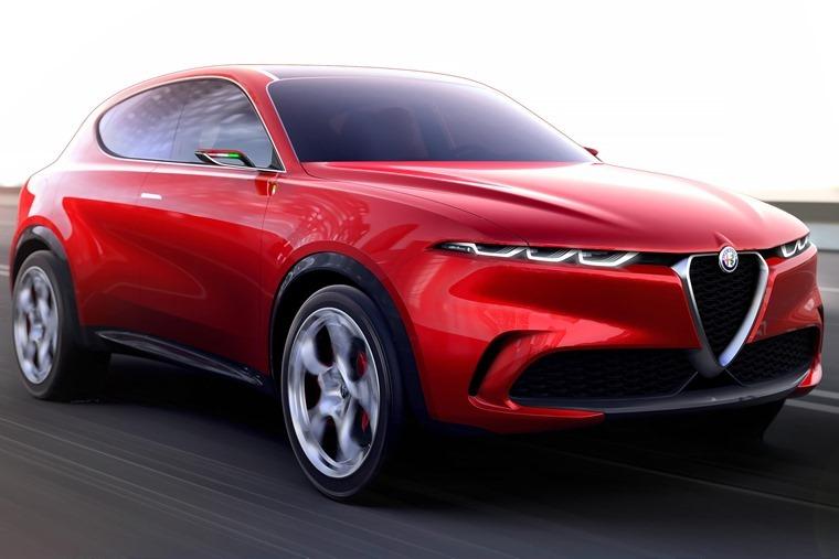 Alfa Tonale concept front[12]