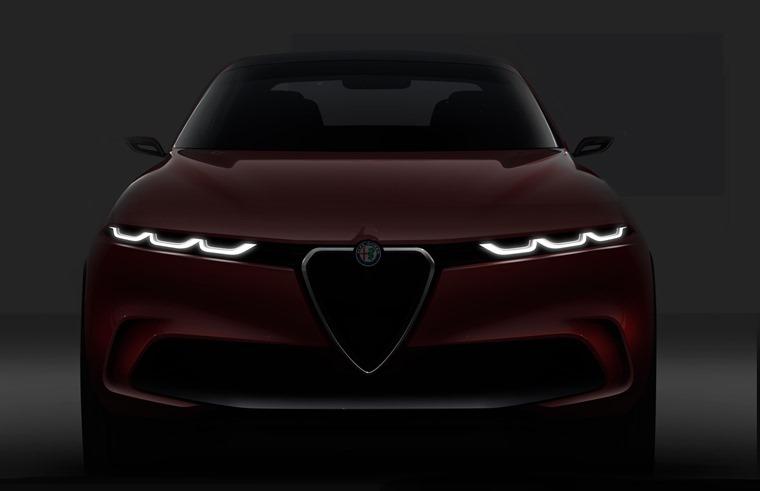 Alfa Tonale concept front[18]