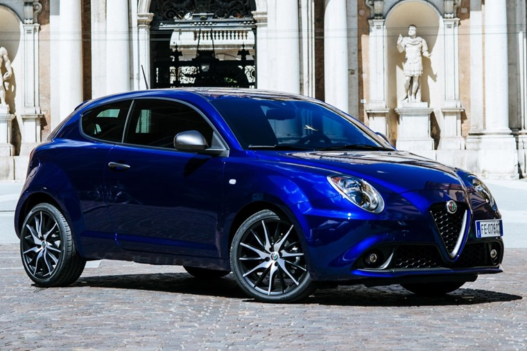 Alfa Romeo Mito >> Alfa Romeo Mito Gets New Look And Interior Update Leasing Com