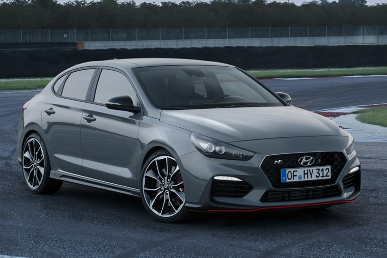 All-New Hyundai i30 Fastback N
