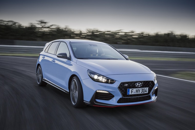 The i30 N will take on established hot hatches.