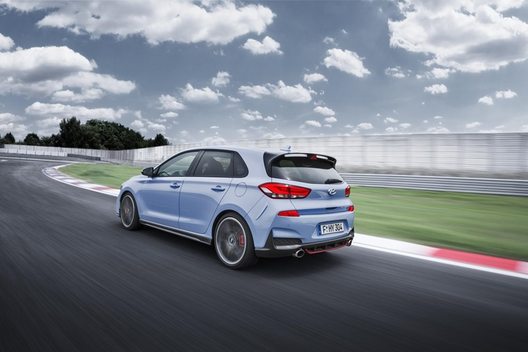 All-New Hyundai i30 N (8)