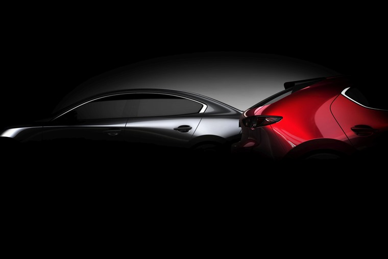 All-new Mazda3 teaser image