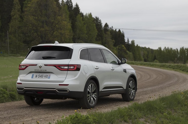 All-New Renault Koleos -  International Test Drive, Helsinki - June 2017  (117)