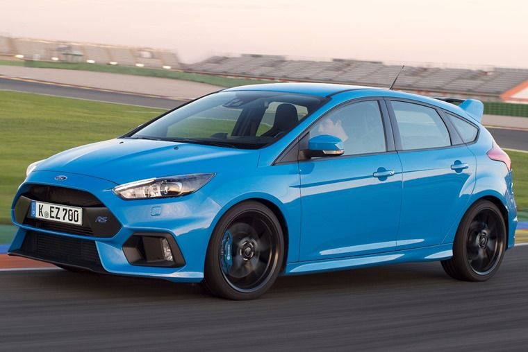 The Focus RS is heralded as one of the best handling hot hatchbacks of all time.