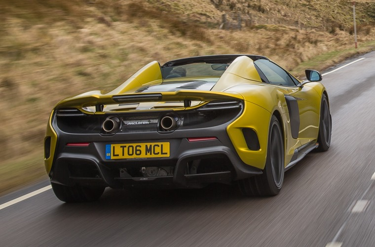 Supercars like the McLaren 650S use lightweight AWD to make the car handle as well as it goes.