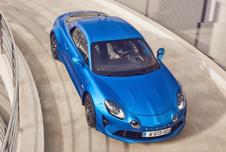 Featuring a mid-engine layout and impressive weight distribution, it's the perfect rival for Porsche's 718 Cayman.
