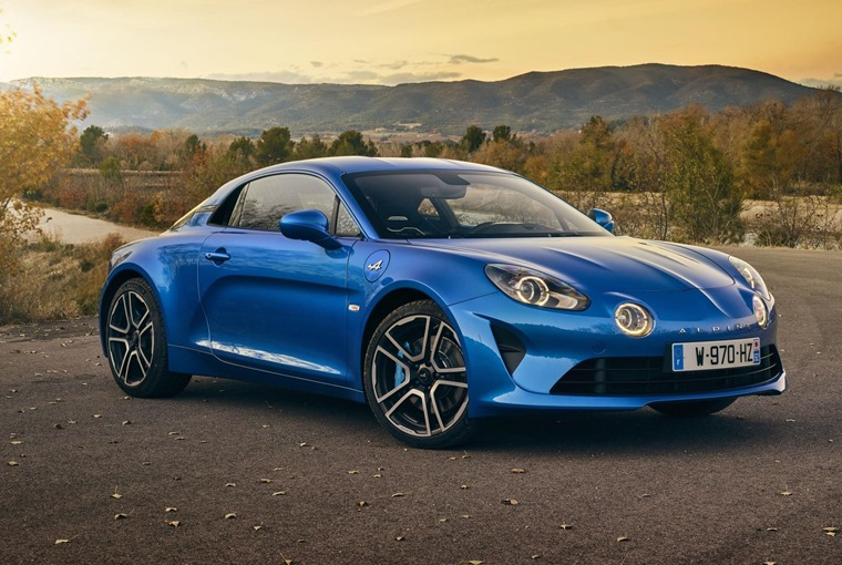Alpine A110 will hit the UK in the second quarter of 2018.