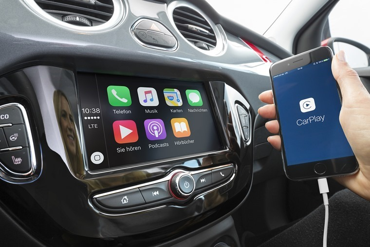 When does the car become the phone?