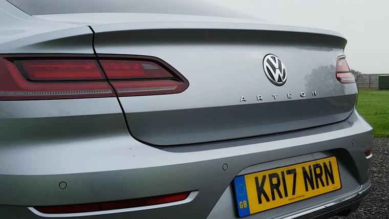 Volkswagen Arteon rear