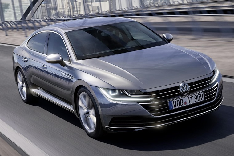 The Volkswagen Arteon has arrived and is aiming squarely at BMW's 4 Series Gran Coupe