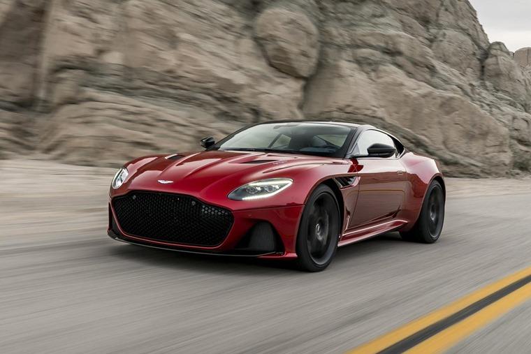 Aston Martin DBS road test