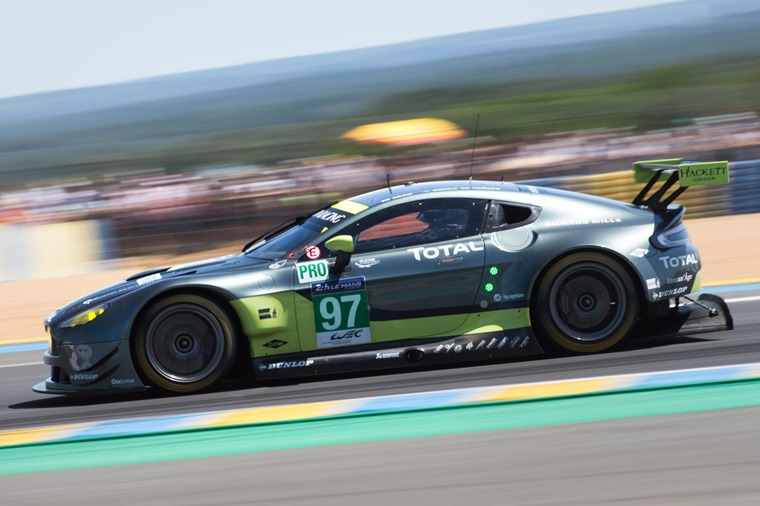 Aston will have its Le Mans-winninn car on show, as well as the Valkyrie hypercar.