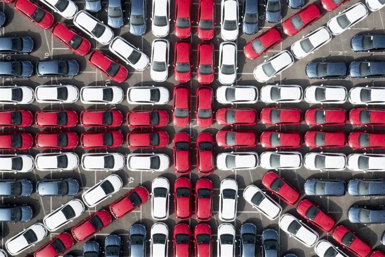 UK new car market declines as Brexit uncertainty bites